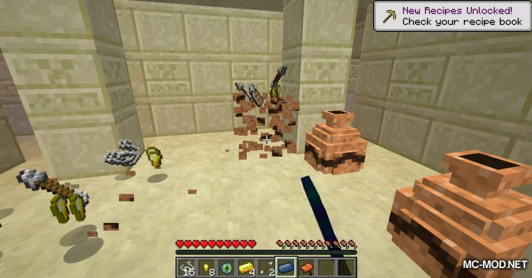 Genesis of Desolation mod for Minecraft (5)