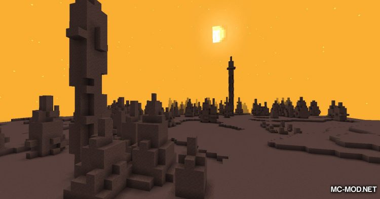 Genesis of Desolation mod for Minecraft (9)