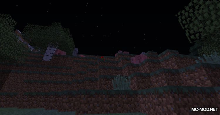 Infinite Night mod for Minecraft (12)