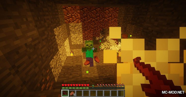 Master Weapons mod for Minecraft (12)