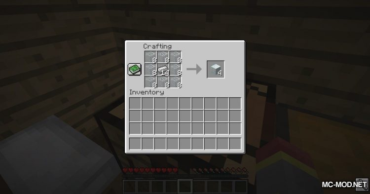 Opposite Dimensions mod for Minecraft (1)