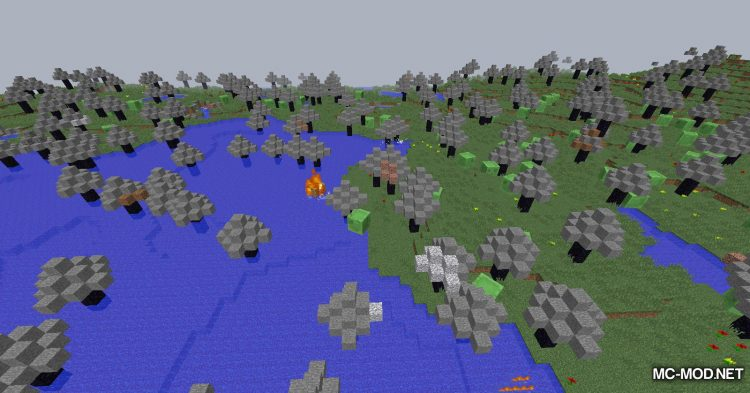 Opposite Dimensions mod for Minecraft (10)