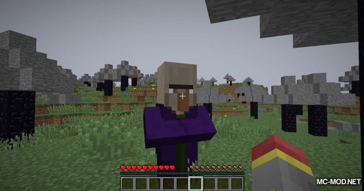 Opposite Dimensions mod for Minecraft (13)