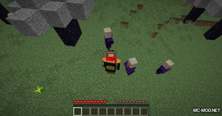Opposite Dimensions mod for Minecraft (14)
