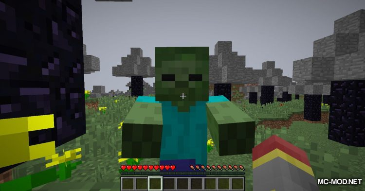 Opposite Dimensions mod for Minecraft (6)
