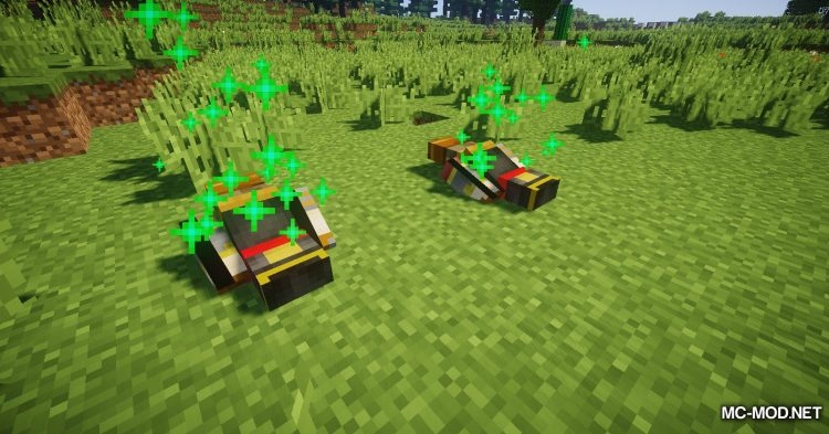 RPGLoot mod for Minecraft (13)