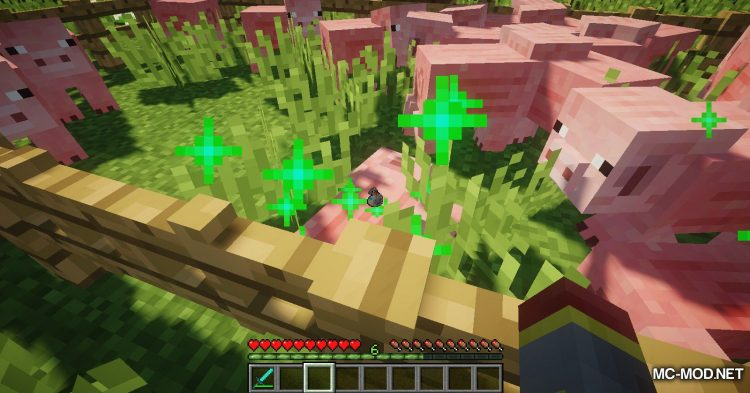 RPGLoot mod for Minecraft (3)