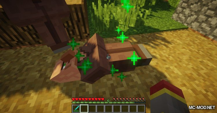 RPGLoot mod for Minecraft (7)