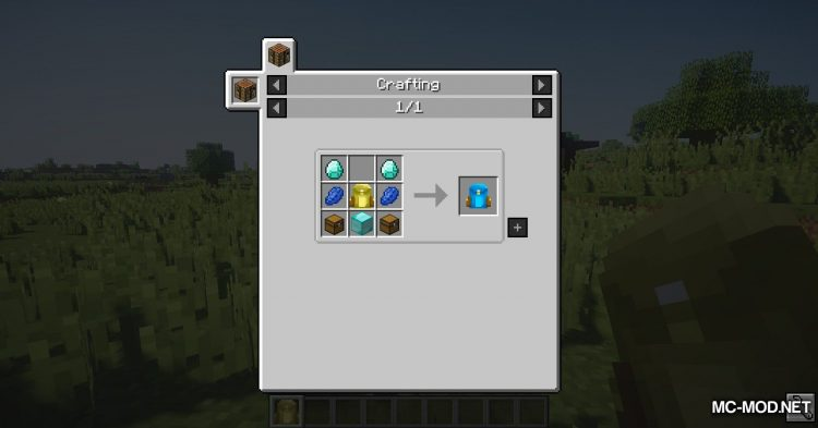 Simply Backpacks mod for Minecraft (9)
