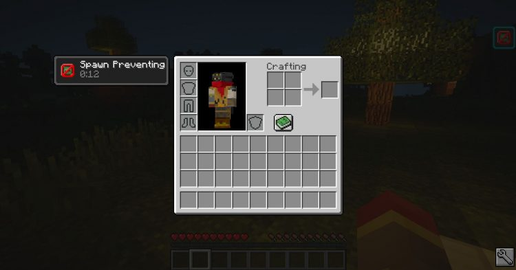Spawn Preventing Beacon mod for Minecraft (7)