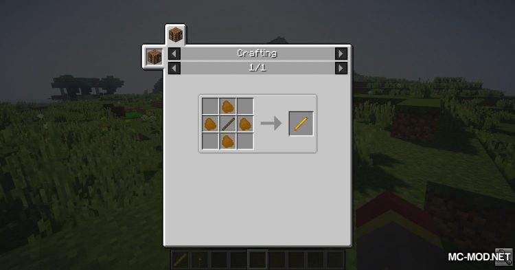 Spicy Coal mod for Minecraft (15)