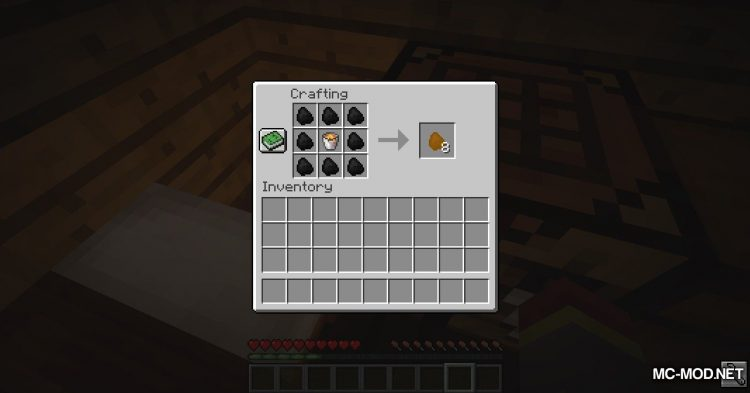 Spicy Coal mod for Minecraft (6)
