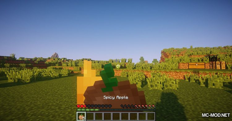 Spicy Coal mod for Minecraft (8)