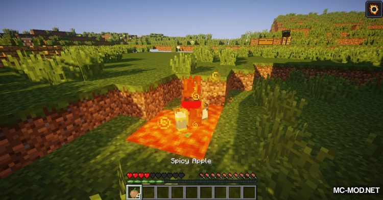 Spicy Coal mod for Minecraft (9)
