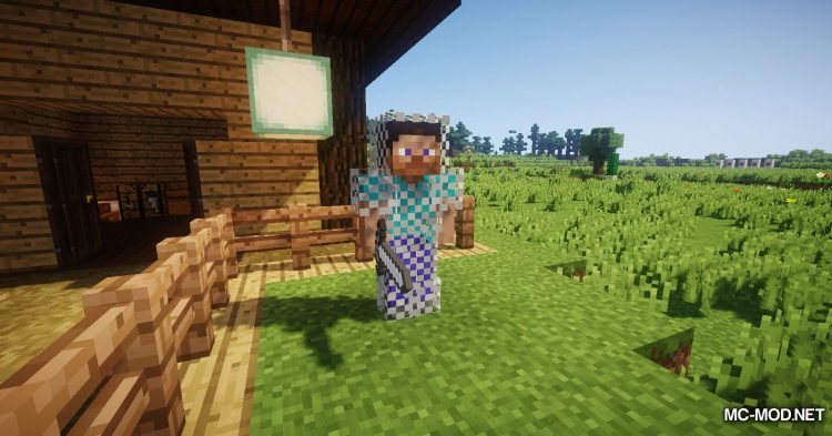 Statues Rechiseled mod for Minecraft (10)