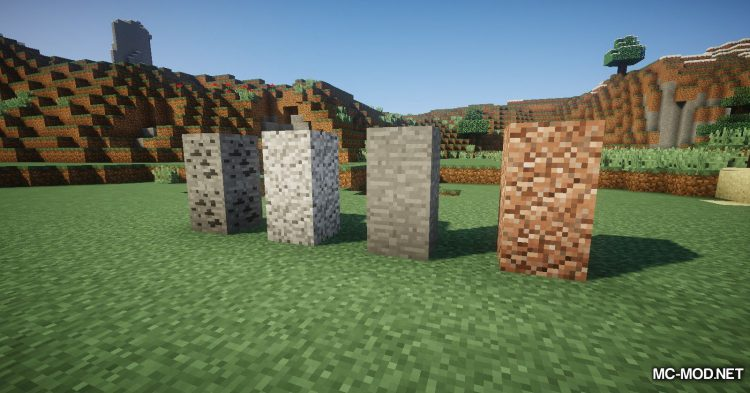 Statues Rechiseled mod for Minecraft (12)