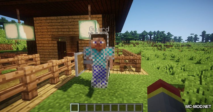 Statues Rechiseled mod for Minecraft (16)
