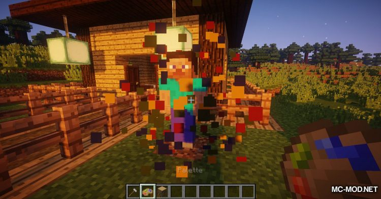 Statues Rechiseled mod for Minecraft (7)