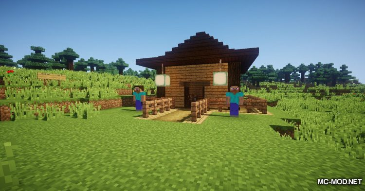 Statues Rechiseled mod for Minecraft (8)