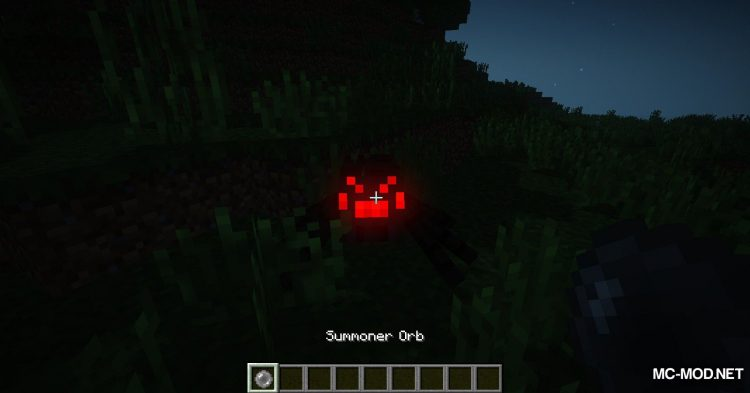 The Summoner mod for Minecraft (11)