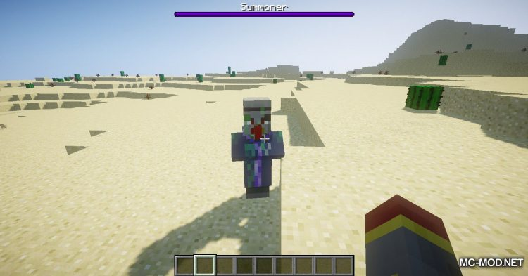 The Summoner mod for Minecraft (17)