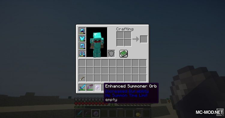 The Summoner mod for Minecraft (25)