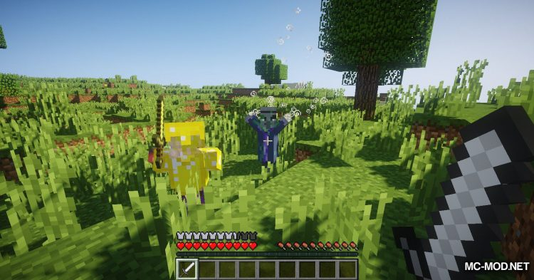 The Summoner mod for Minecraft (6)