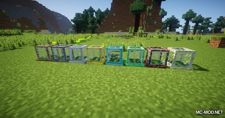 Tiny Mob Farm mod for Minecraft (13)
