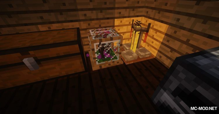 Tiny Mob Farm mod for Minecraft (7)