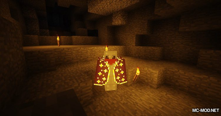 Artifacts mod for Minecraft (10)