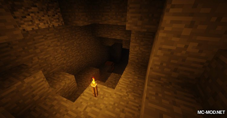 Artifacts mod for Minecraft (2)