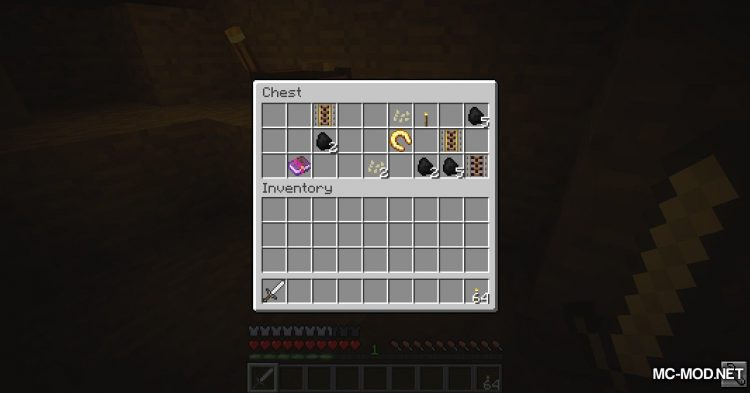 Artifacts mod for Minecraft (4)