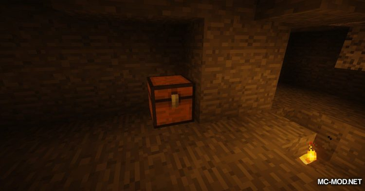Artifacts mod for Minecraft (6)