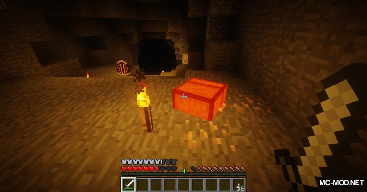 Artifacts mod for Minecraft (8)