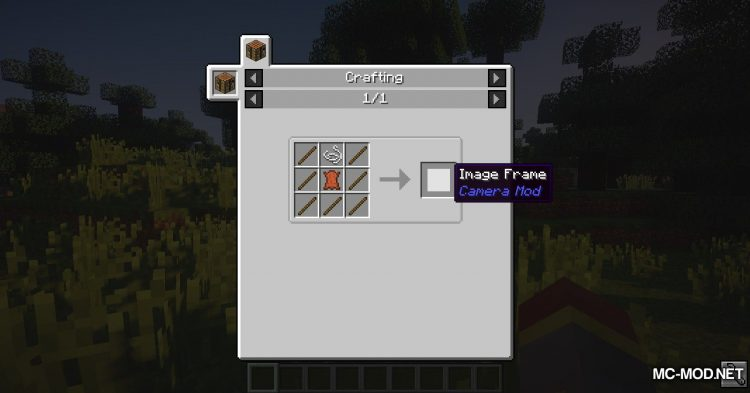 Camera Mod mod for Minecraft (13)