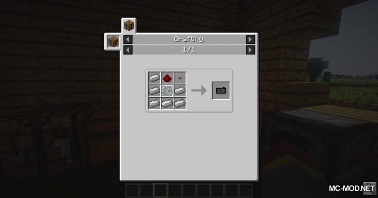 Camera Mod mod for Minecraft (2)