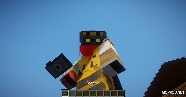 Camera Mod mod for Minecraft (3)