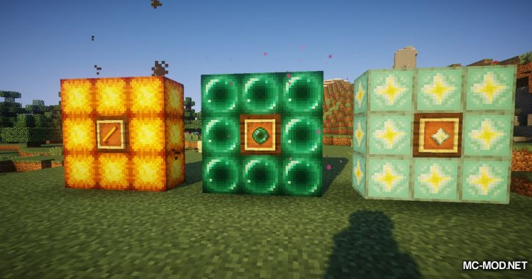 Compressed Items mod for Minecraft (16)