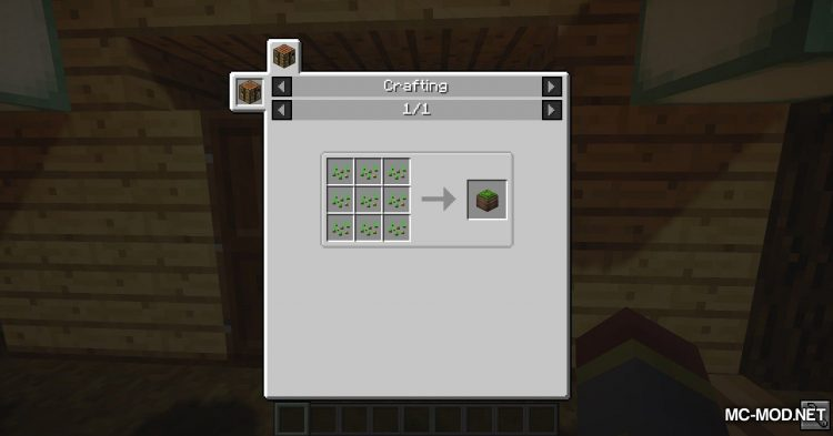 Compressed Items mod for Minecraft (2)