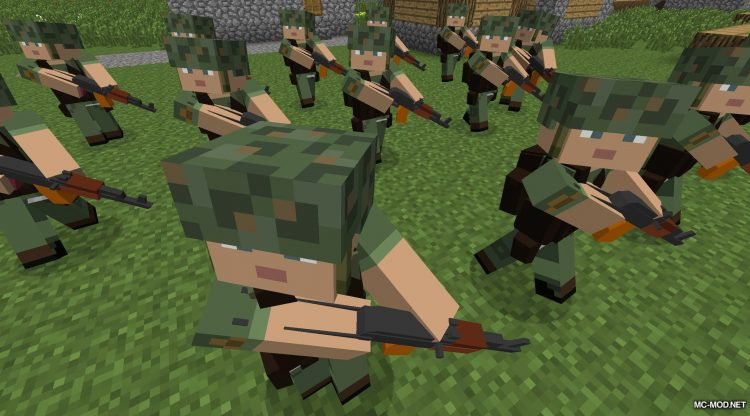 Copy-Paste Mod for Minecraft 1