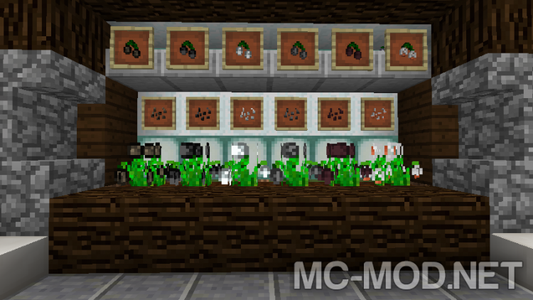 Croparia mod for minecraft 03