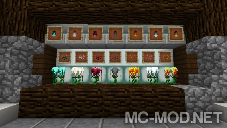 Croparia mod for minecraft 05