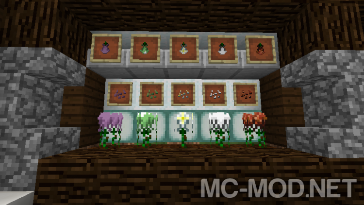 Croparia mod for minecraft 06