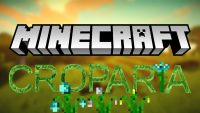 Croparia mod for minecraft logo