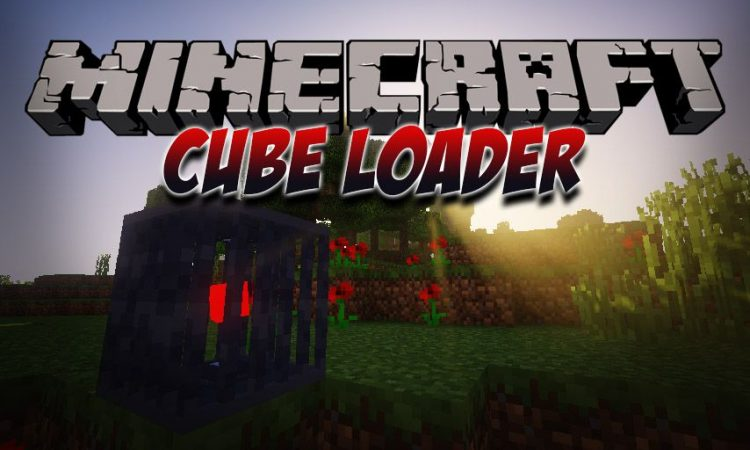Cube Loader mod for Minecraft logo