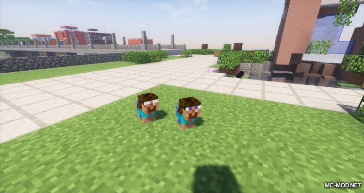 Cute Puppy Mod for minecraft 06