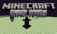 Ender Totem mod for Minecraft logo