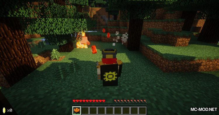 Mario Mod 2 mod for Minecraft (6)