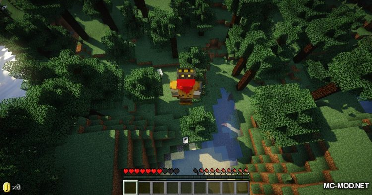 Mario Mod 2 mod for Minecraft (9)