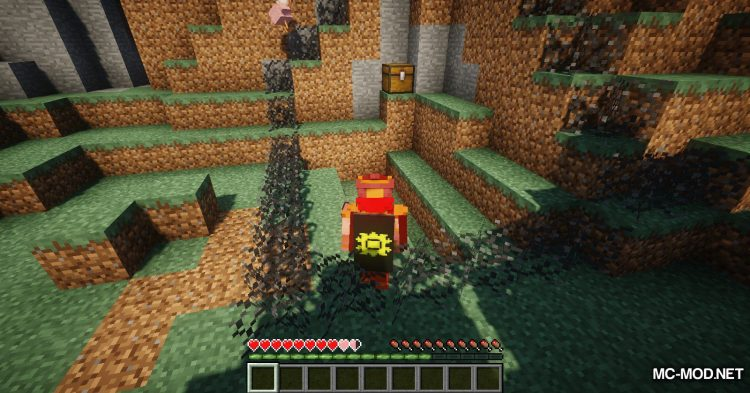 MineTraps mod for Minecraft (11)